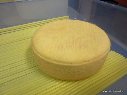 Podložka pod sýry - imitace slámy v roli o šíři 30cm