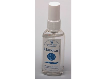 Handsan 75ml - dezinfekce rukou v potrav. provozu