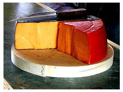 Sýrařský vosk - černý - blok 1,1 kg
