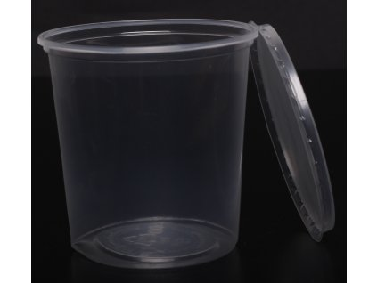 Kelímek průhledný 500 ml - balení 10ks