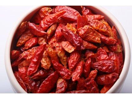 Koření Chilli papričky celé 50g