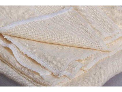 Plachetka - bavlna Mušelín 70x70cm