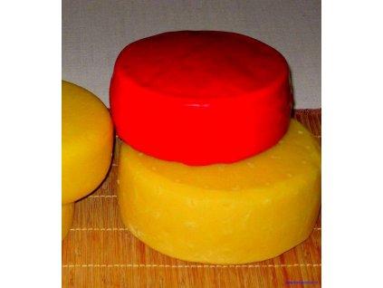 Sýrařský vosk - červený - blok 1,4 kg