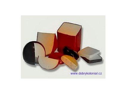Sýrařský vosk - hnědý - blok 1,3 kg