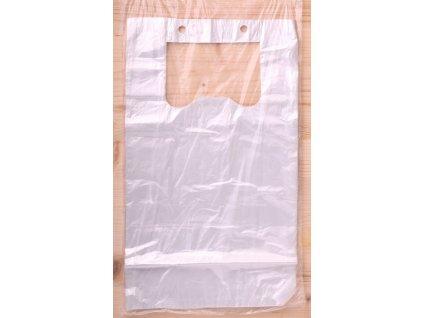 Sáčky/Tašky mikroten - závěs 2kg/22x28cm/100ks/6 mikronů