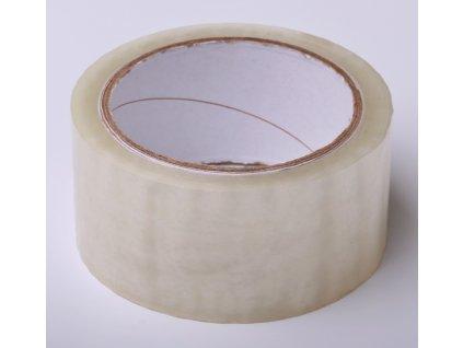 Páska lepící transparentní - 1ks/48mm x 66m