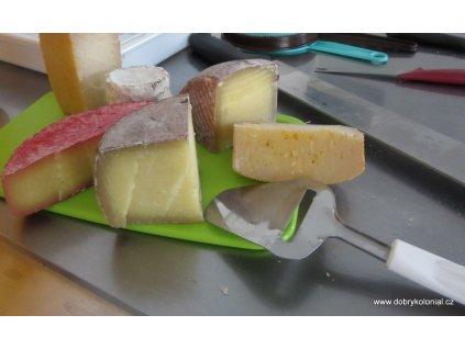 Lopatka na sýr - nerez, 25cm