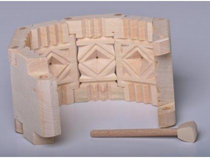 Forma na oštěpek - manžeta, průměr 9cm, v.7,5cm