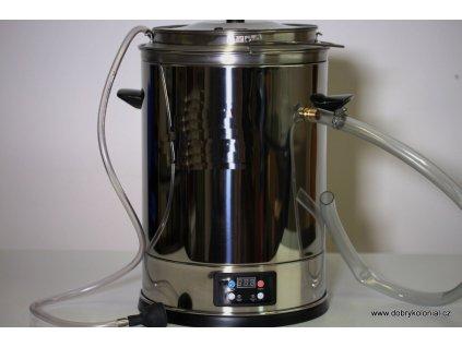 Paster malý FJ15 na 15 litrů s nádobou a poklicí (BEZ SLEVY 5%)