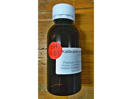 Kalibrační roztok pH 4,01 - 100ml