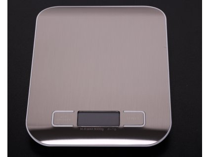 Váha digitální nerez - do 5kg