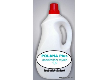 1,5l mýdlo P Plus