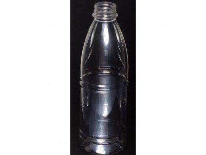 Lahev na mléko - 500ml, plast, transparent