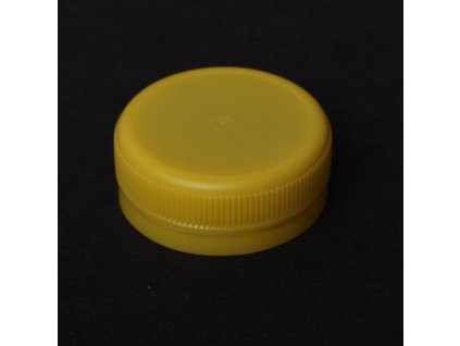 Víčko na lahev na mléko - žlutá