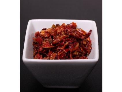 Koření Paprika červená sladká - floky 100g