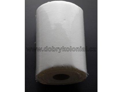 Utěrka/filtr - netk. textilie, role s perforací - 19x31 cm, síla 23g/m2 - 150 útržků