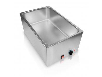 Vodní lázeň bez nádob