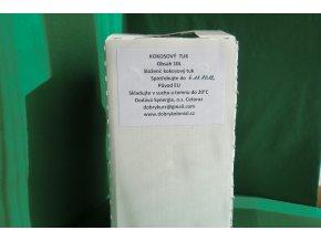 Kokosový tuk 100% - přepravní vak 10l