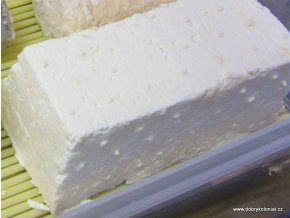 VIVO Tvaroh - lahvička na 3l mléka, vhodná k přeočkování