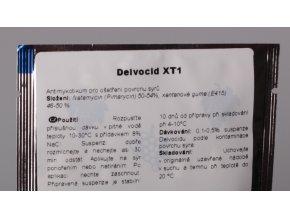 Delvocid - prášková emulze proti plísním, 10g