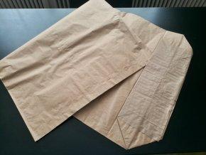 Papírové pytle velké 3 ks - 65x120x16cm, 90l