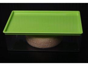 Box na uskladnění sýrů s mřížkou - 1,25l