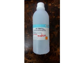 Čistící a dezinfekční roztok pro mlékárenství HI70641 na pH elektrody - 500ml