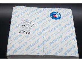 Filtr na mléko 200ks, netk. textilie, přířez 32x32cm, síla 45g/m2
