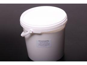 Sůl kamenná bez jodu - jemná 7kg - v zásobním kbelíku - bílý 6,2l