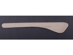Lopatka plná  zkosená 35cm - lípa