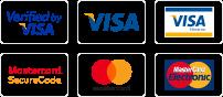 Loga kreditních karet