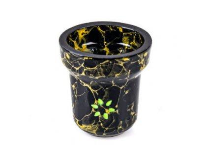 solaris glaze adam black yellow