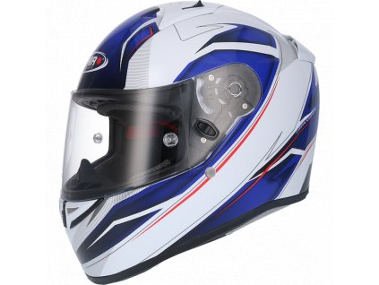 CASCO SH 336 CROWN AZUL SHIRO HELMETS 1