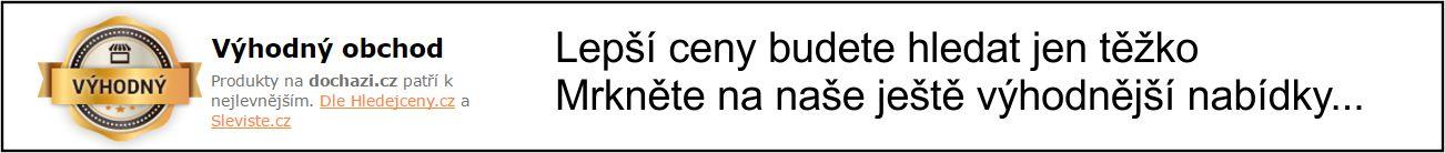 Výhodné akce na dochazi.cz