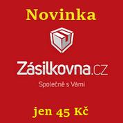 Nová služba Zásilkovna.cz