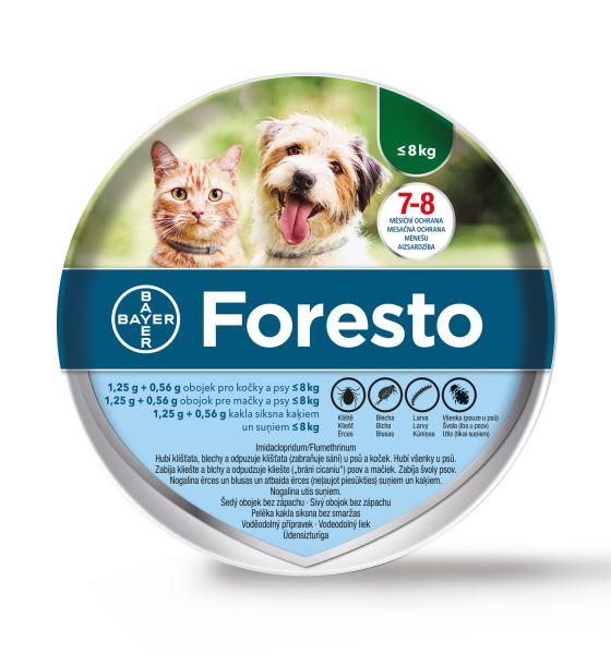 Antiparazitní obojky pro kočky Náchod
