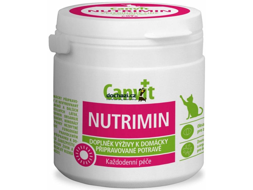 CANVIT cat NUTRIMIN 100g