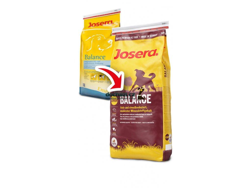 JOSERA dog BALANCE/light/senior 15Kg