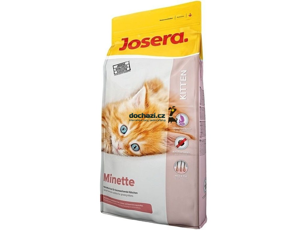JOSERA cat MINETTE - kitten