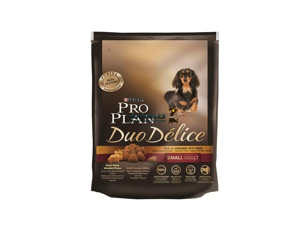 PRO PLAN DUOdelice SMALL chicken