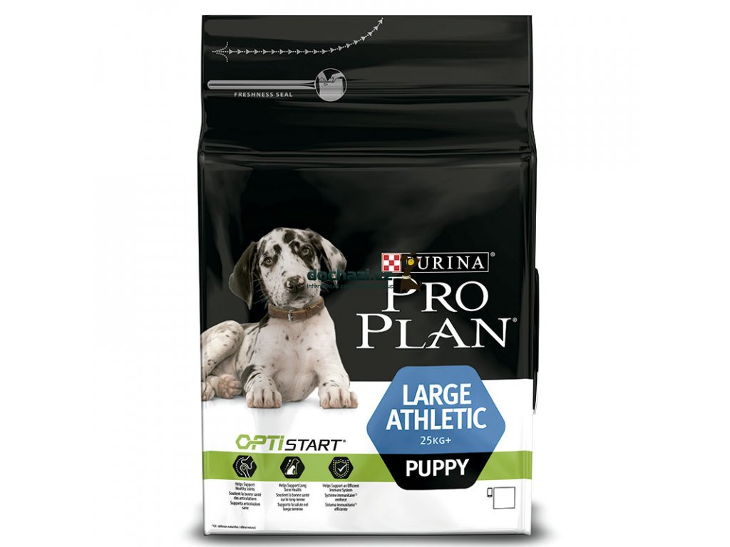 PRO PLAN PUPPY new large ATHLETIC OPTIstart 12Kg