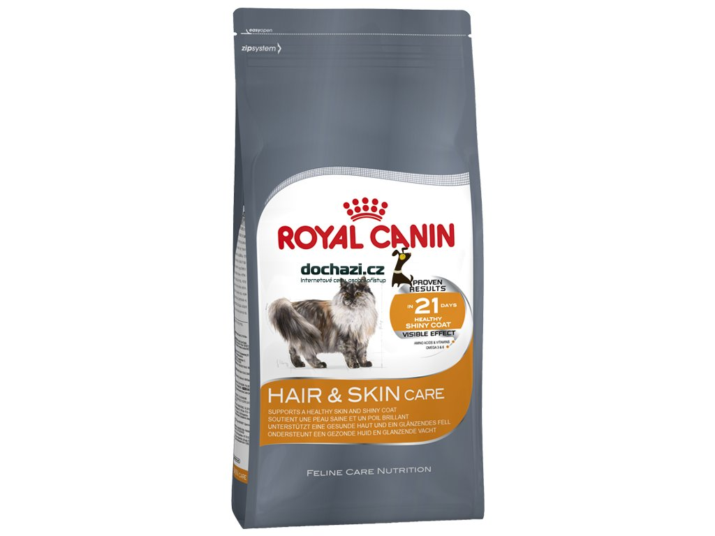 Royal Canin - cat HAIR/SKIN care