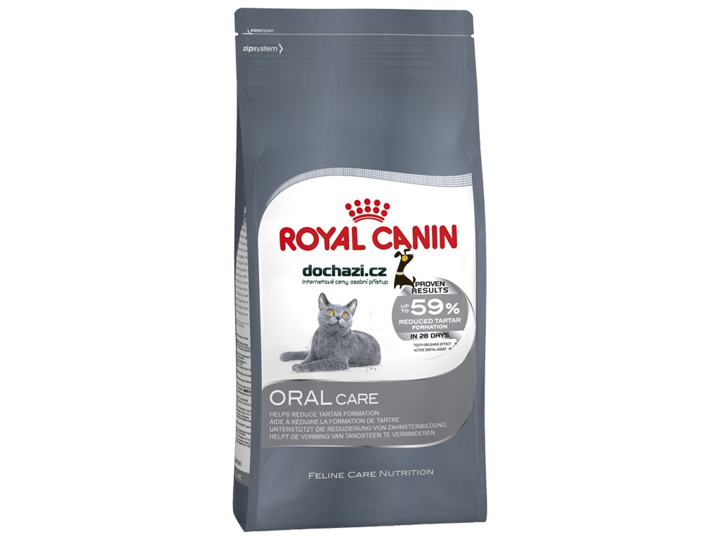 Royal Canin - cat ORAL care