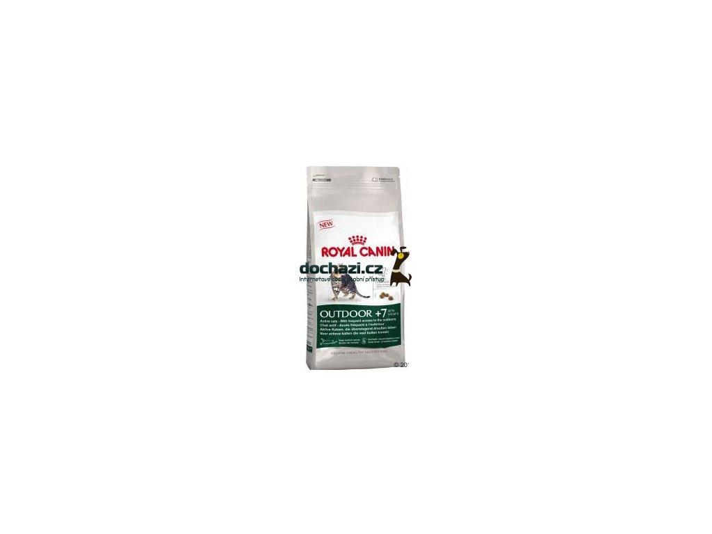 Royal Canin - cat OUTDOOR + 7