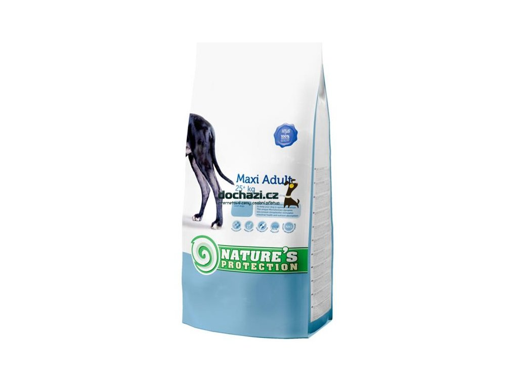 Nature's Protection Dog Dry Adult Maxi 12Kg