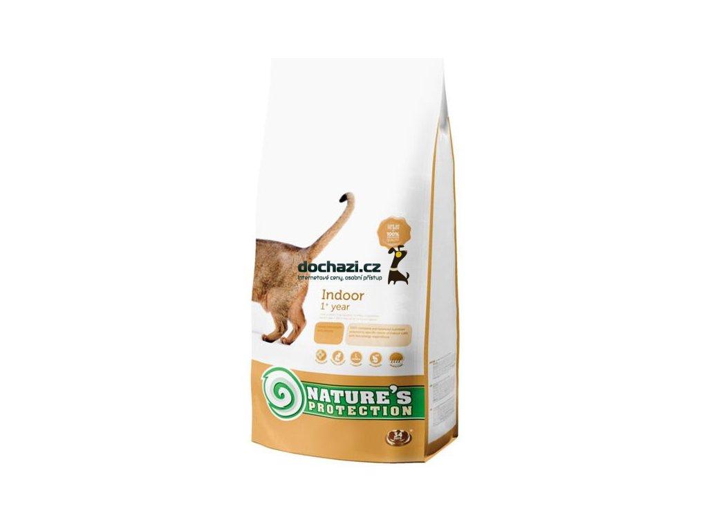Nature's Protection Cat Dry Indoor