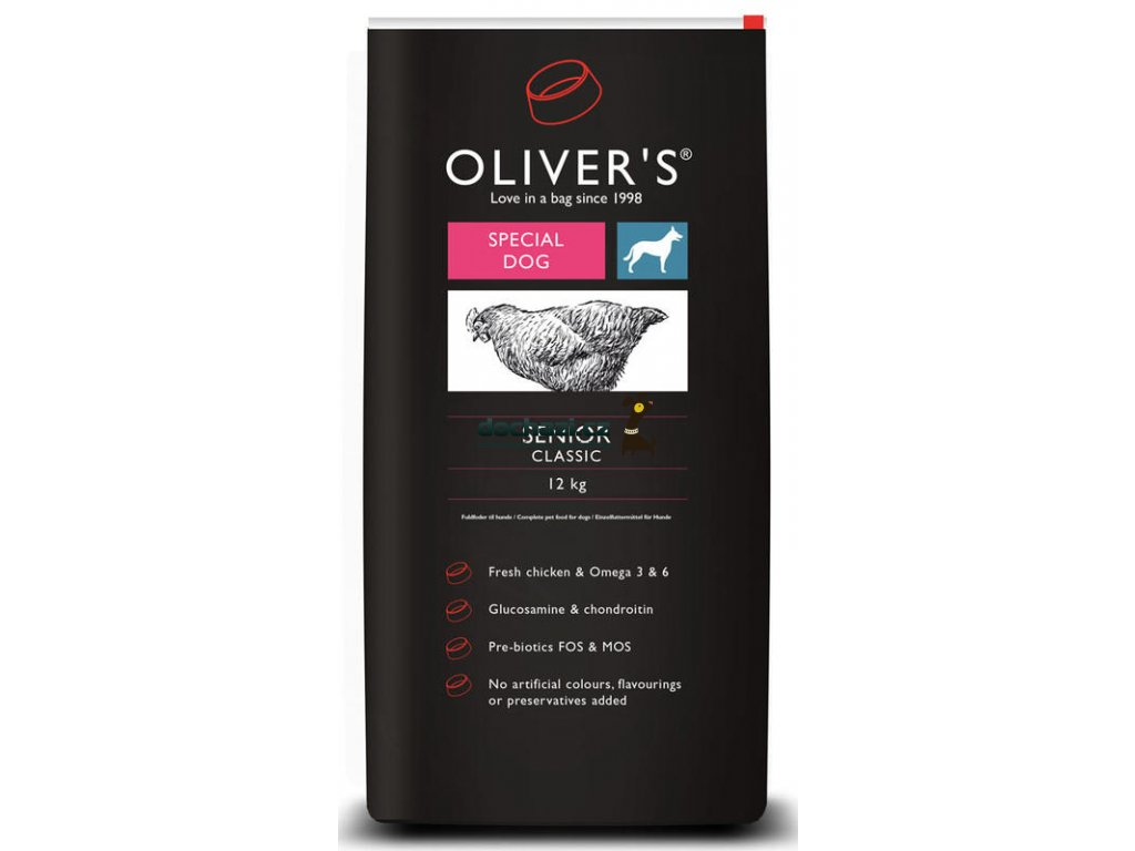 Olivers Senior Classic 12kg