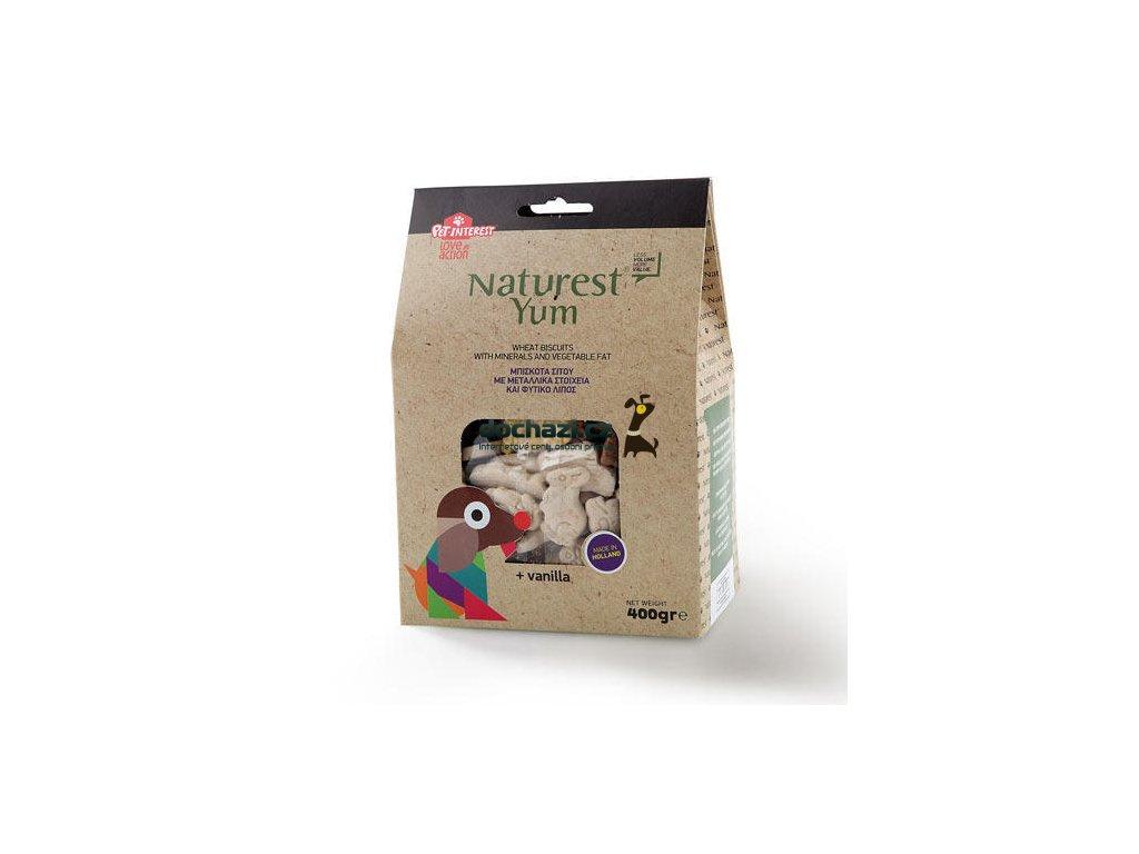 Naturest Yum Biscuits 400g