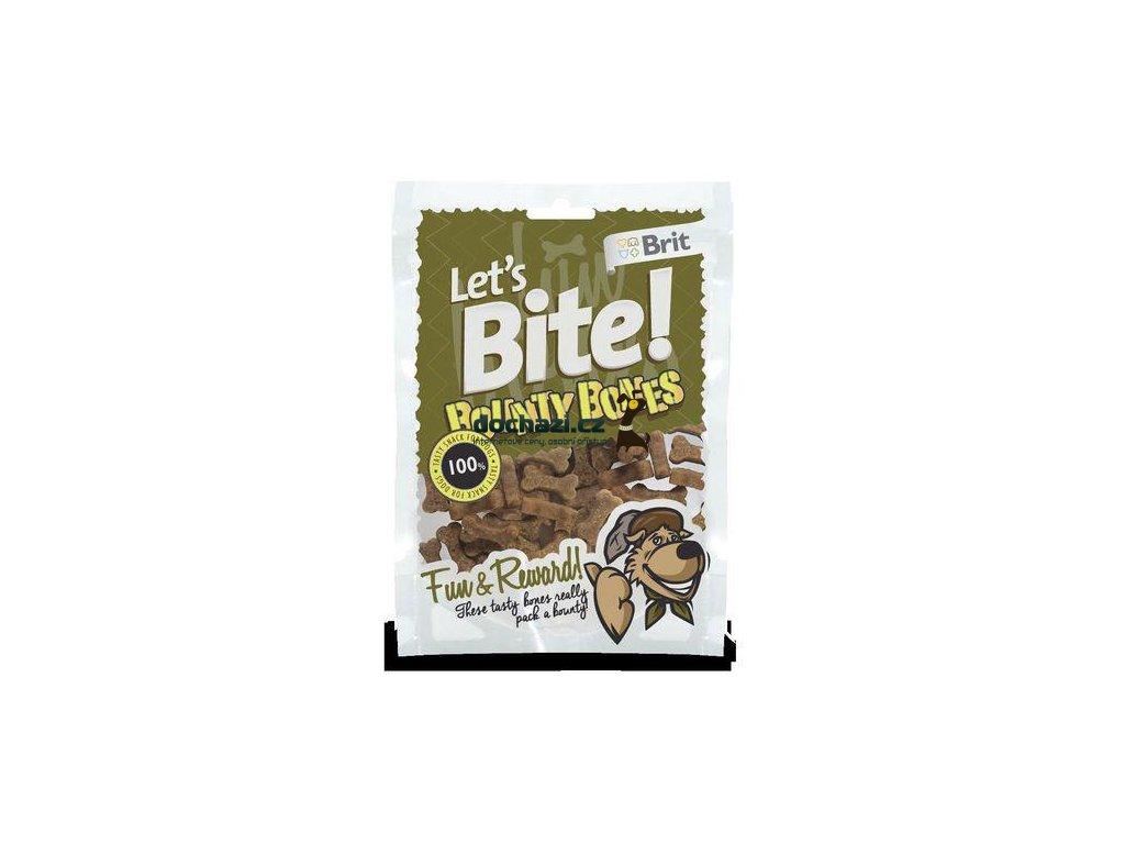 Brit Let´s Bite Bounty Bones NOVÝ 150 g