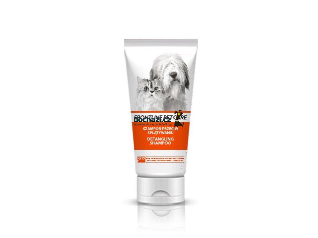 Frontline P.C. - šampón pro snadné rozčesávání